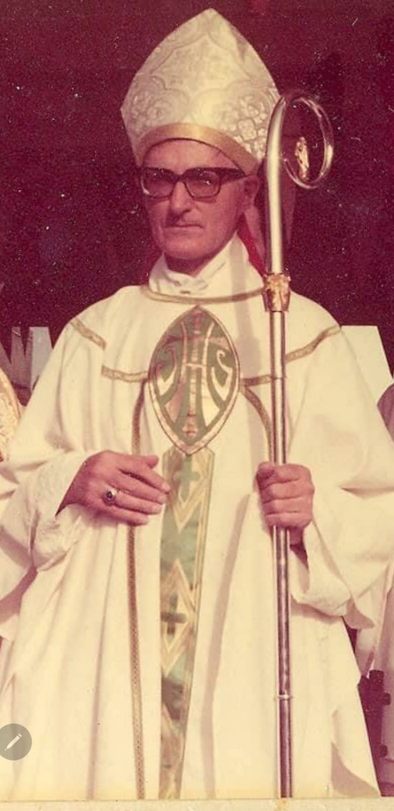 Tribute to Bishop Cleary