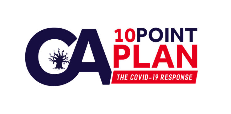 Our COVID-19 10 POINT PLAN